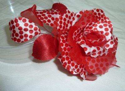 Flores Artesanales y de Flamenca