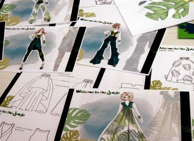 Proyecto de Colección de Moda