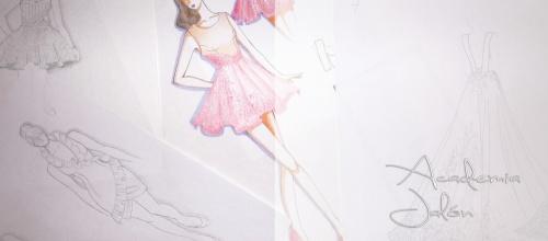 Diseño de Moda y Técnicas de Ilustración
