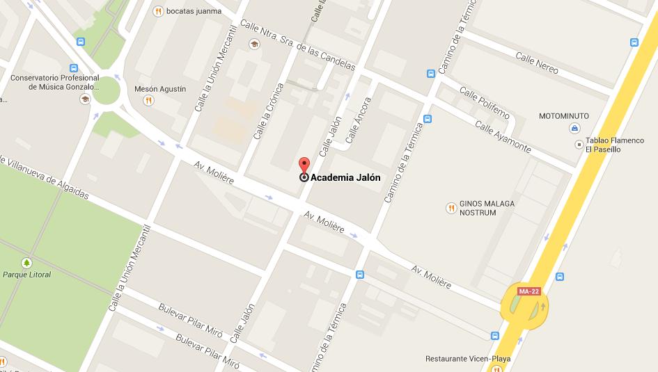 Academia jalon